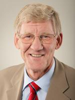 Ortsbürgermeister Jena-Lobeda: Volker Blumentritt