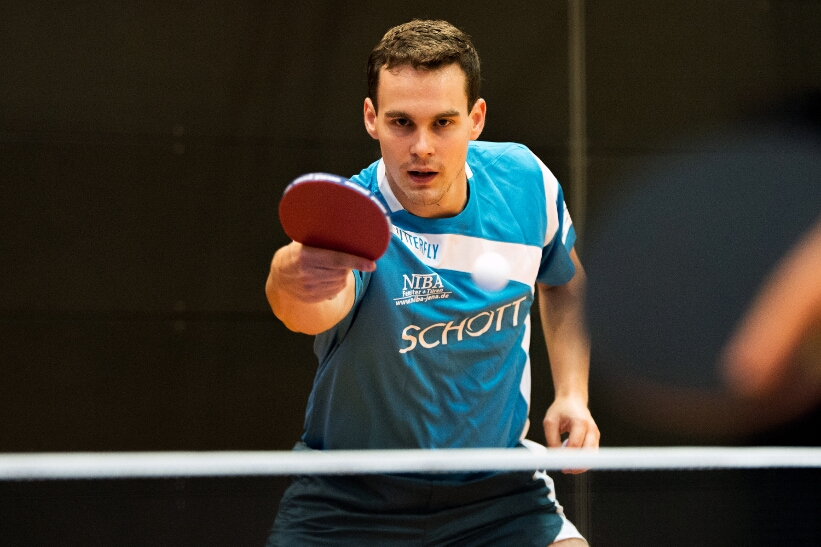 Pavol Mego gelang in Neckarsulm der sechste Saisonsieg!