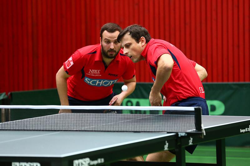 Marko Petkov und Nico Stehle starten am 3.9. gegen Wohlbach in die neue Saison!