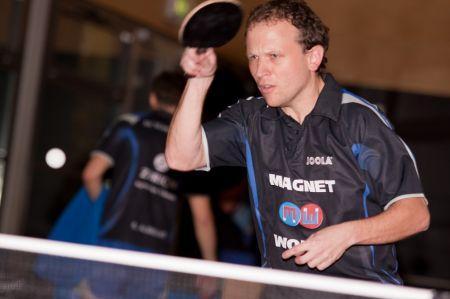 Auch seine zwei Punkte reichten nicht zum Sieg gegen Schlotheim: Rostislav Niezgoda (Foto: Simon Stützer)