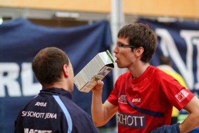 3 Einzelsiege schlugen für Kapitän Roman Lankisch am Wochenende zu Buche!