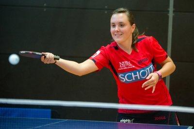 Auch Marija Jadresko laborierte jüngst an einer Oberschenkelverletzung!