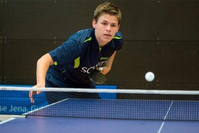 Lukas Lautsch gewann am Wochenende vier Einzel und zwei Doppel!