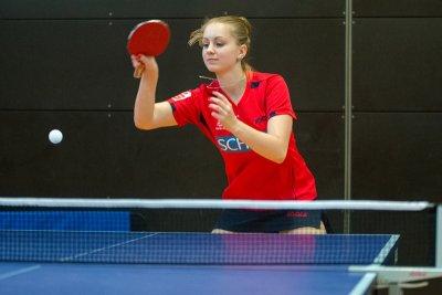 Sophie Schädlich und ihr Team schlagen am Samstag in Wilferdingen auf!