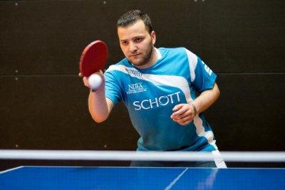 Hasan Bradei war mit 2,5 Zählern erfolgreichster Jenaer!