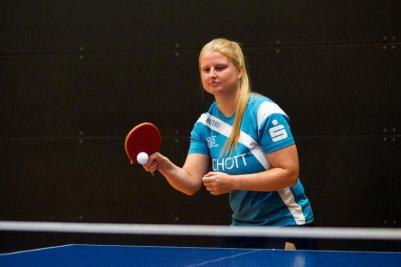 Martina Adamekova und ihr Team sind am Wochenende doppelt gefordert!