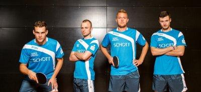 Das SCHOTT-Quartett will in München bestehen!