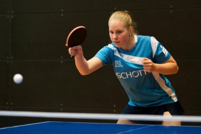Margarita Tischenko will mit ihrem Team auch gegen Regensburg bestehen!