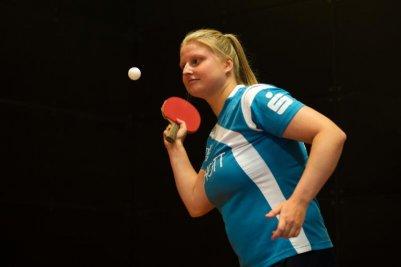 Martina Adamekova gewann 2 Einzel in Schwabhausen!