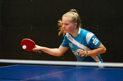 Katharina Bondarenko-Getz ließ bei der Jugend nichts anbrennen!