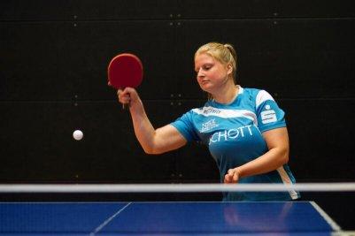 Martina Adamekova gewann ihre letzten 7 Einzel in Folge!