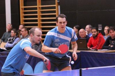 Pavol Mego und Roman Rezetka gelang im Hinspiel ein Doppelsieg!
