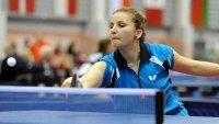 Natalia Grigelova schlägt an Position 2 auf!