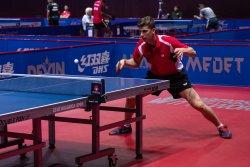 Tibor Spanik wird in der Vorrunde an Position 3 aufschlagen!