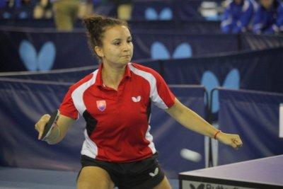 Natalia Grigelova gibt am Sonntag ihr Debüt beim SV SCHOTT!