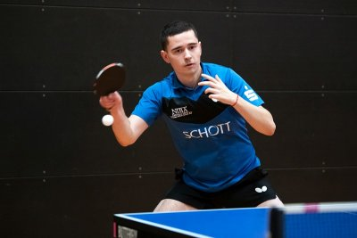 Andrei Fiodarau gewann drei Einzel am Wochenende!