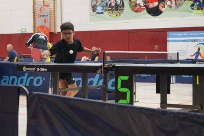 Kaito Ishida belegte Platz 4! (Bildquelle: TTTV)