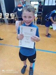 Tristan Tautorat gewinnt die Bezirksrangliste Jugend 13!
