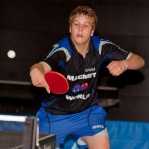 Trug mit seinen 2 Einzelsiegen maßgeblich zum Erfolg bei: Marius Marth (Foto: Simon Stützer)